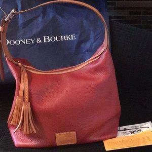 Dooney & Bourke Handbag - Paige Sac Hobo